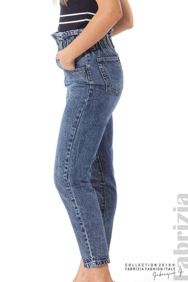 Дамски дънки с висока талия 7 fabrizia