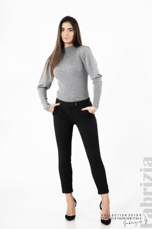 Дамски панталон с италиански джоб