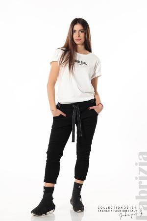 Дамски плетен панталон