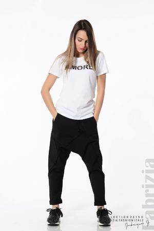 Дамски панталон с паднало дъно