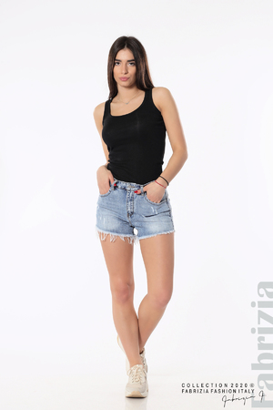 Къси дънкови панталони
