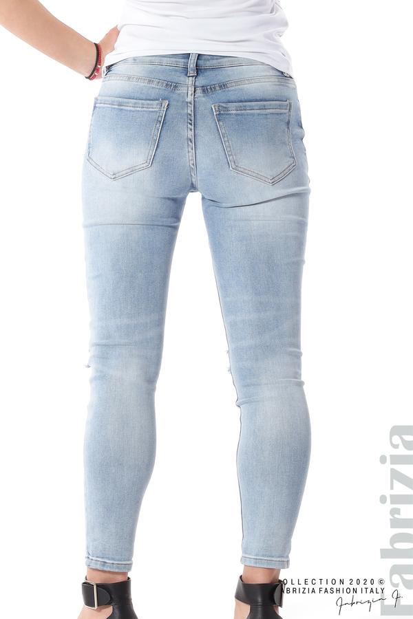 Дънки с прорези на коленете 6 fabrizia