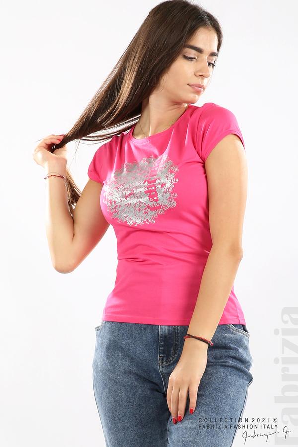 Дамска блуза Fabrizia циклама 2 fabrizia
