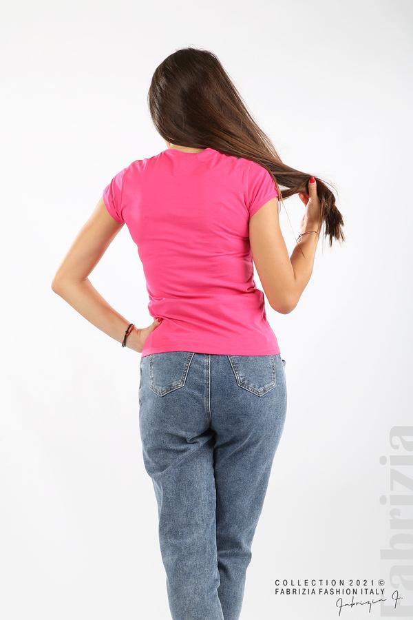 Дамска блуза Fabrizia циклама 3 fabrizia