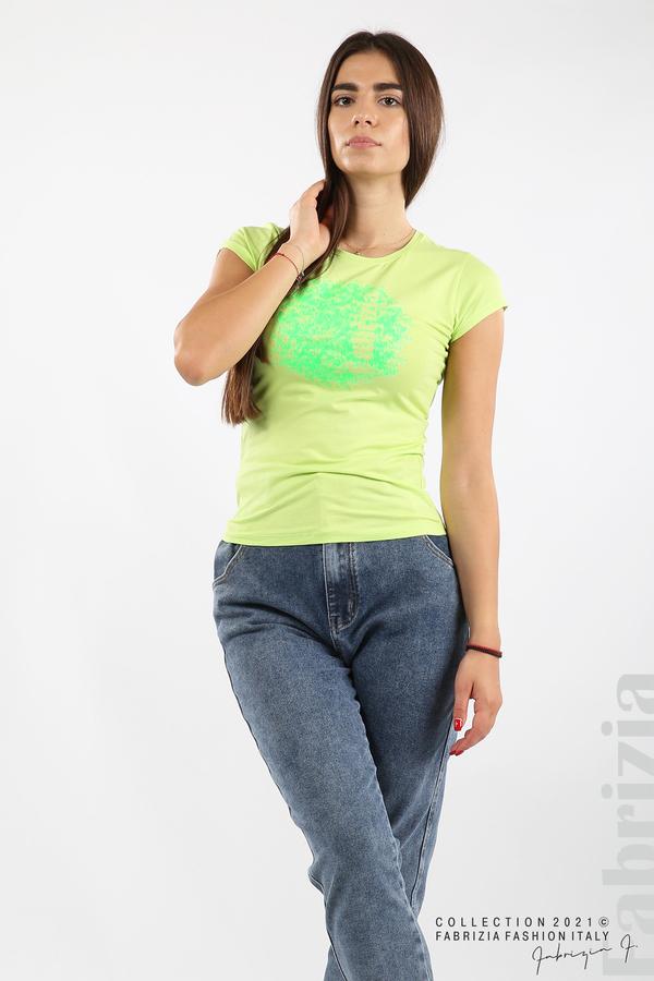 Дамска блуза Fabrizia св.зелен 4 fabrizia