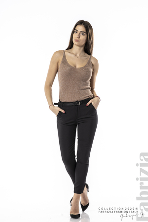 Панталон с италиански джоб и размер до 3XL