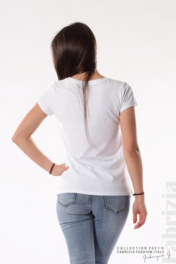 Блуза Limited Edition бял/златист 5 fabrizia