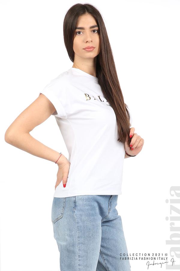Блуза Balance бял 5 fabrizia