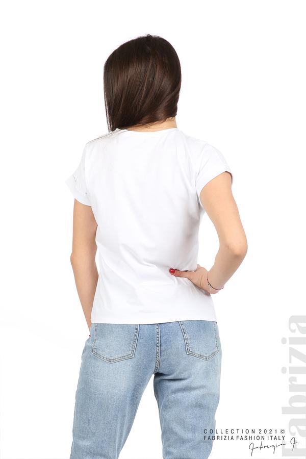 Блуза Balance бял 6 fabrizia
