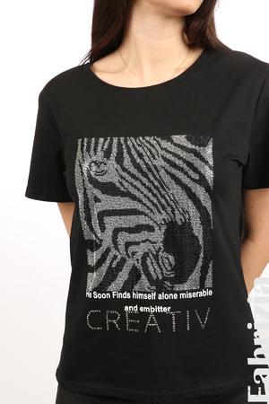 Блуза Creativ зебра