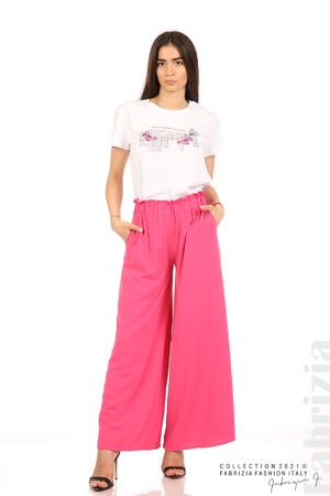 Дълъг едноцветен панталон
