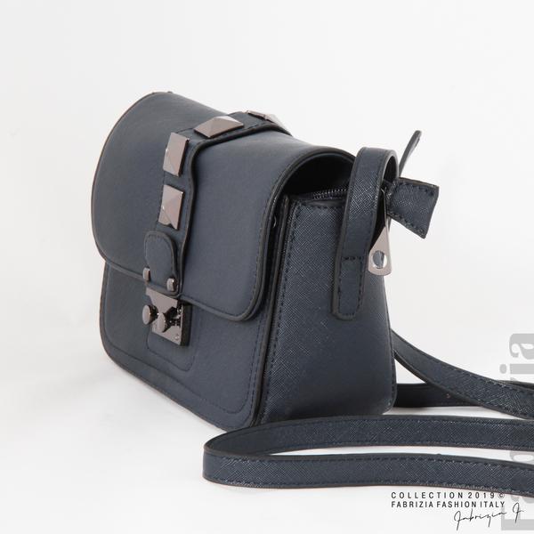 Малка чанта с магнитно закопчаване син 6 fabrizia