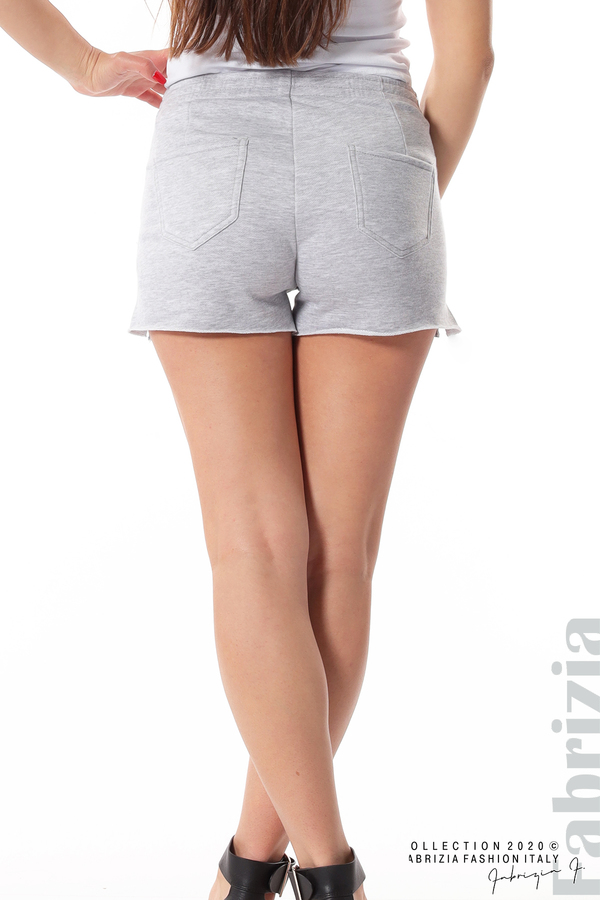 Къси комбинирани панталонки 8 fabrizia