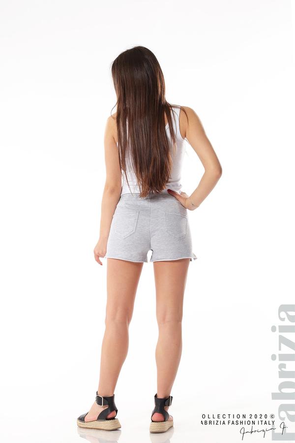 Къси комбинирани панталонки 7 fabrizia
