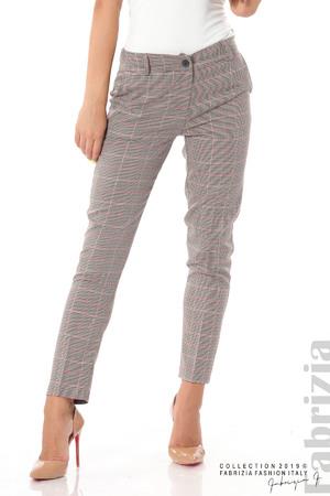 Дамски прав панталон
