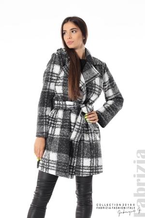 Дамско палто каре