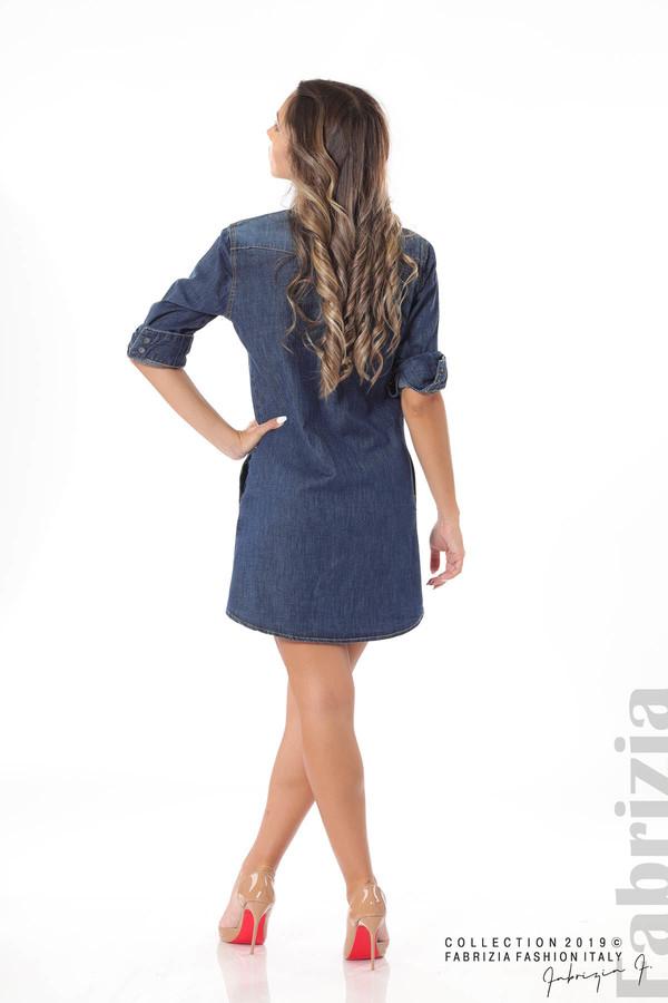 Дамска рокля от деним 5 fabrizia